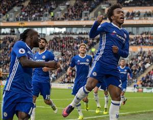 Hull City 0-2 Chelsea: Thắng to nhưng vẫn lo