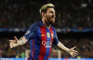 Lộ diện đầy đủ 30 ứng viên Quả bóng vàng 2016: Có Messi!