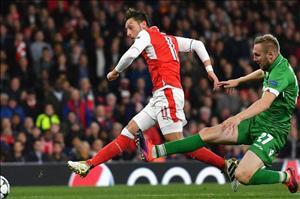 Wenger yêu cầu Ozil gia hạn hợp đồng với Arsenal
