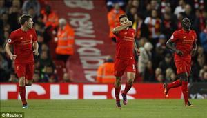 Tổng hợp: Liverpool 2-1 West Brom (Vòng 9 NHA 2016/17)