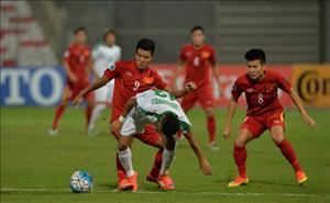Đối thủ Bahrain chê U19 Việt Nam chỉ có một bài tấn công