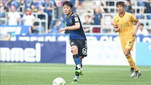 Màn trình diễn của tiền vệ Xuân Trường ở trận thứ 2 đá chính tại CLB Incheon