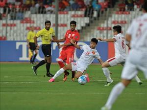 Hàng thủ U19 Việt Nam đã chơi ra sao ở trận thắng U19 Bahrain