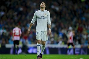 Infographic về phong độ thất vọng của Cris Ronaldo mùa này