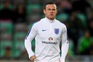 HLV ĐT Anh ra quyết định về vị trí của Rooney