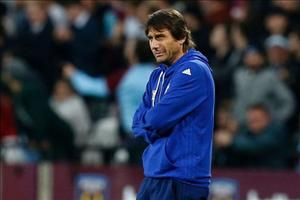 Bị đá bay khỏi League Cup, HLV Conte vẫn chỉ thấy những điều tích cực