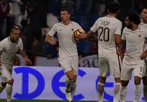 Tổng hợp: Sassuolo 1-3 AS Roma (Vòng 10 Serie A 2016/17)