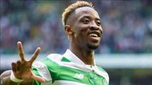 M.U nâng cấp hàng công bằng sao trẻ Celtic