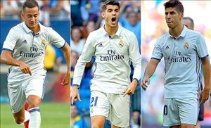 Quên bộ ba BBC đi, Real Madrid giờ là thời của LAM