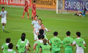 Tổng hợp: U19 Việt Nam 0-3 U19 Nhật Bản (Bán kết U19 châu Á)