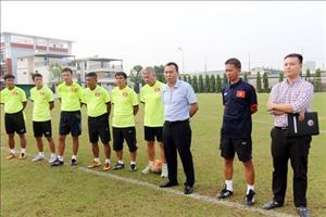 PCT Trần Quốc Tuấn so sánh 2 lứa U19 Việt Nam