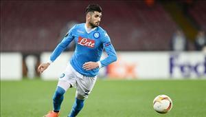 Real gặp khó vụ sao Napoli