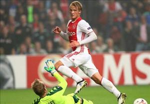 Sao trẻ Ajax khiến Real ôm hận