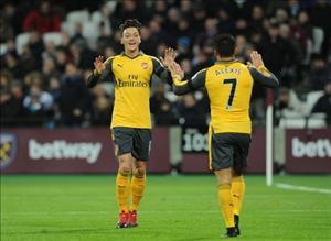 Arsenal kiên quyết không phá két để giữ Ozil và Sanchez