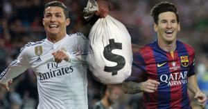 Sớm muộn Ronaldo, Messi hay Rooney cũng sẽ tới Trung Quốc thi đấu