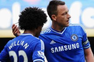 """""""Terry rất tốt, nhưng Chelsea rất tiếc"""""""