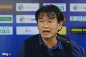 Hà Nội T&T đột ngột chia tay HLV trưởng trước ngày khai mạc V-League 2016