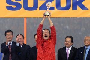 Người hùng của bóng đá Việt Nam giải nghệ