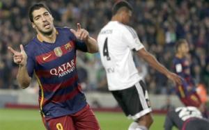 Suarez sẽ là bom tấn đầu tiên của Man City dưới thời Pep?