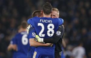 Albrighton và Fuchs: Song tấu lợi hại bên hành lang trái của Leicester