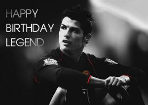 Cristiano Ronaldo: Sinh nhật tuổi 31 bình yên!