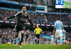 Man City 1-3 Leicester: Cổ tích thời hiện đại