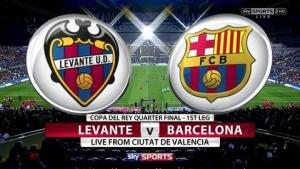 Levante vs Barcelona (18h00 ngày 7/2): Ngày Enrique sánh ngang Pep