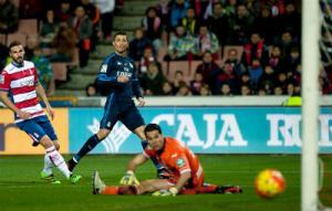 Video clip bàn thắng: Granada 1-2 Real Madrid (Vòng 23 La Liga 2015/2016)