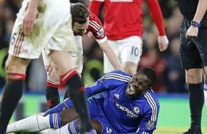 Trung vệ của Chelsea đứt dây chằng chéo trước, nghỉ 6 tháng