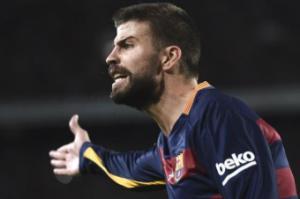 """Pique: """"Mùa giải vứt đi nếu Barca không vô địch La Liga"""""""