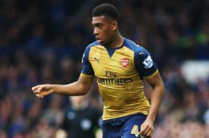 Arsenal ngăn cản thần đồng Iwobi về phục vụ quê hương