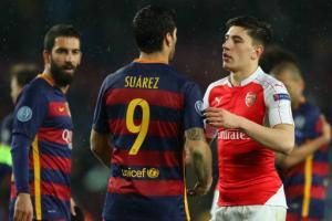 Mất Dani Alves, Barcelona trở lại ve vãn sao sáng Arsenal