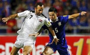 Thái Lan chạm trán Nhật, Australia tại vòng loại thứ 3 World Cup 2018