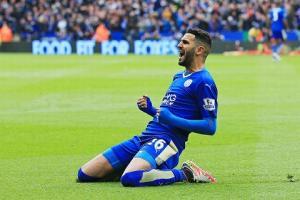 Ranieri: Chắc chắn 100% là Arsenal không mua được Mahrez