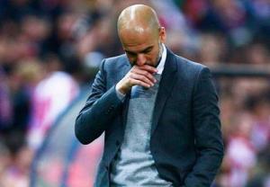 Pep Guardiola: Cứ giết tôi nếu Atletico loại được Bayern