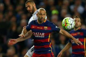 Mascherano muốn ở lại Barca và gia hạn hợp đồng