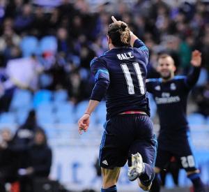 Bale ghi bàn duy nhất, Real Madrid thắng nhọc Sociedad
