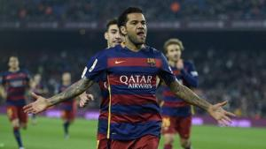 SỐC: Dani Alves sẽ rời Barca để gia nhập Juventus