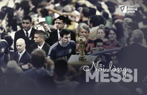 Nỗi lòng của Messi