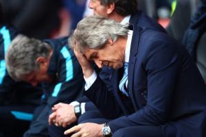 Pellegrini thất vọng với các học trò sau trận thua Southampton