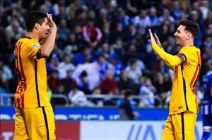 Suarez tin Messi sẽ từ bỏ ý định chia tay ĐTQG