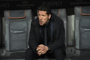 Diego Simeone có vượt qua nổi lời nguyền hắc ám ở Champions League