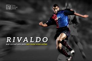 Rivaldo: Đặt cả thế giới dưới đôi chân ma thuật