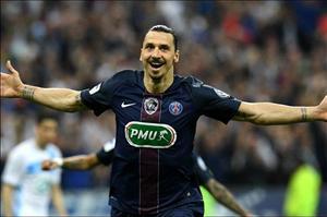 Gia nhập M.U, Ibrahimovic sẽ lấy áo số 9 của Martial