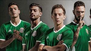 Giới thiệu ĐTQG Mexico tham dự Copa America 2016