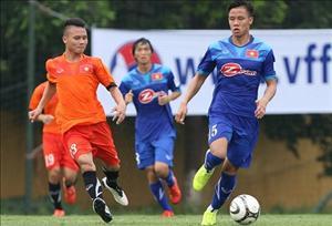 Hủy đá tập giữa ĐT Việt Nam và U19, HLV Hữu Thắng đôn cầu thủ trẻ lên tuyển