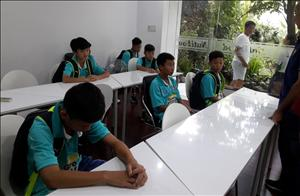 """Sao trẻ HAGL JMG không được đá World Cup """"nhí"""" vì trục trặc visa"""
