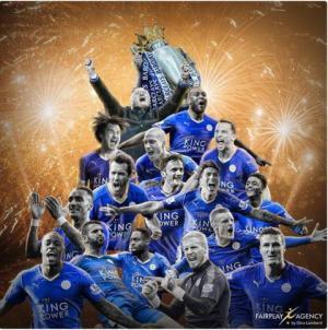 Bất ngờ với tỉ lệ cược Leicester vô địch Champions League mùa sau
