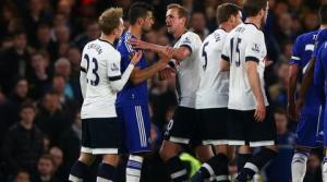 Harry Kane: Chelsea ăn mừng cứ như thể họ vô địch vậy