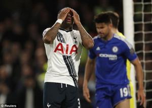 Video clip bàn thắng: Chelsea 2-2 Tottenham (Vòng 36 Premier League 2015/2016)